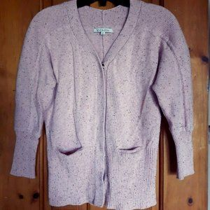 Knit sweater cardigan for girl